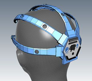 Headset open source brain scanning