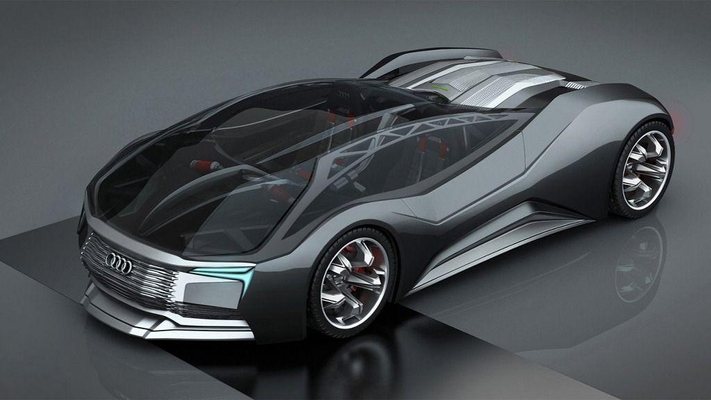 Audi Mesarthim F Tron Quattro concept