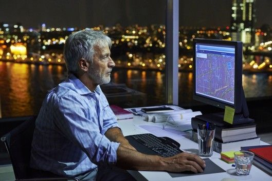 The Philips LED lighting can be controlled and monitored using the CityTouch control panel