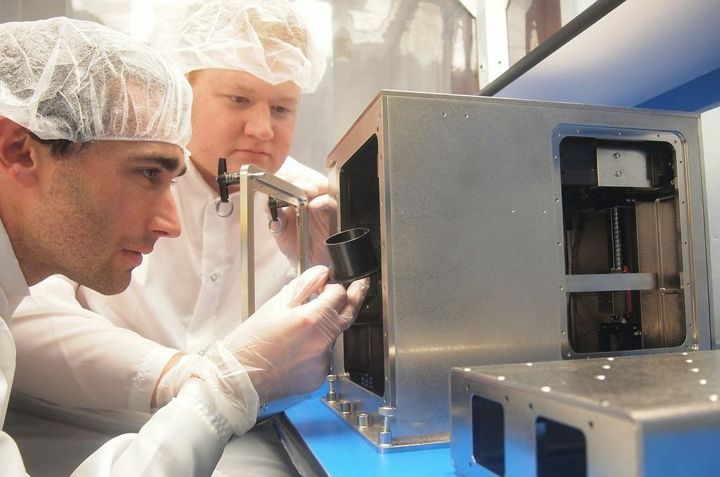 Made in Space and NanoRacks