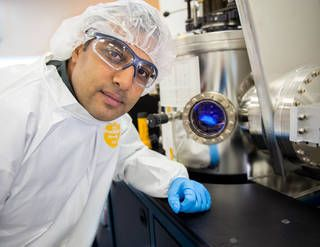 Vivek Dwivedi collaborated with BYU to develop the radiator