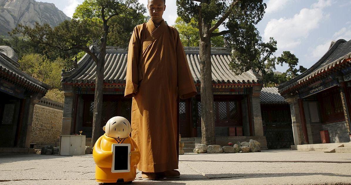 buddhist temple essay