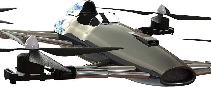 future of sports flying car alauda