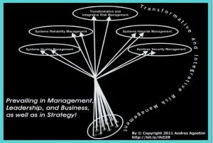 Transformative and Integrative Risk Management