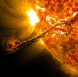 Zach Urbina, solar science, SDO