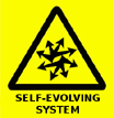 Self-evolving System Warning