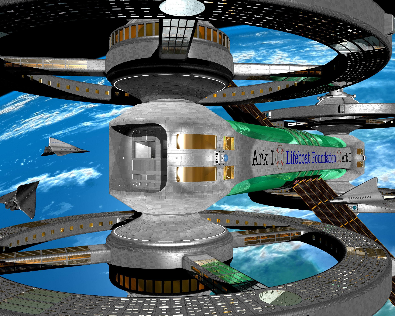 space colonization ark - photo #13